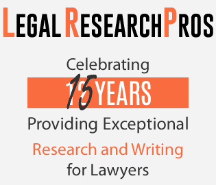 Legal Research Pros